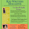 Thumbnail image for Kid Writers Magazine Edition #2 Is Out!
