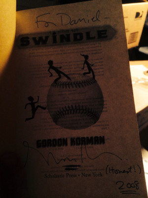 Post image for Swindle by Gordon Korman Review