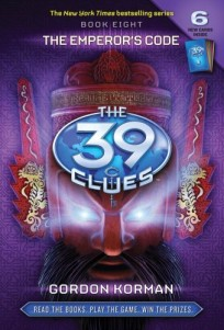 Post image for The 39 Clues Book 8: The Emperor's Code by Gordon Korman Review