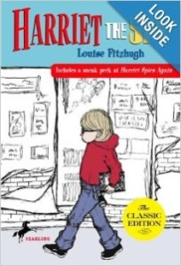 Post image for Harriet the Spy by Louise Fitzhugh Review