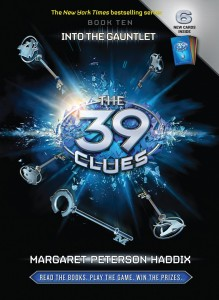 Post image for The 39 Clues Book 10: Into the Gauntlet by Margaret Peterson Haddix Review