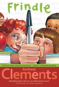 Post image for Frindle by Andrew Clements Review