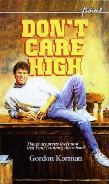 Post image for Don't Care High by Gordon Korman Review