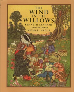 Post image for The Wind in the Willows by Kenneth Grahame Review